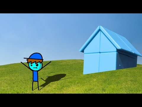 My New House!? YJ House Cube Unboxing | SpeedCubeShop