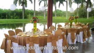 Decoraciones Bodas y Eventos Cali