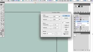 Create an Emboss Effect Using the Appearance Panel