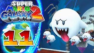 Super Mario Galaxy 2 ITA [Parte 11 - Boo]