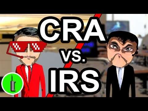 CRA Scammer Trolls IRS Scammers! - The Hoax Hotel