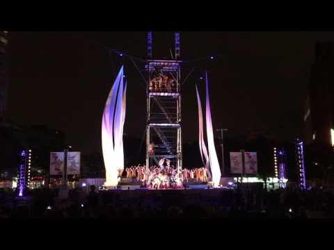 Montréal Complètement Cirque - Fracas  (2016-07-07)