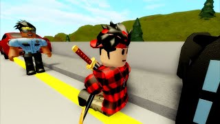 I can break these cuffs- ROBLOX MUSIC VIDEO [Reupload]
