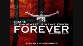 Drake - Forever Lyrics Video