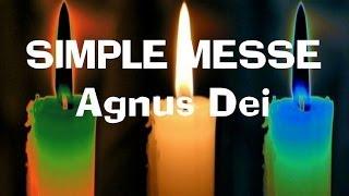 Agnus - Simple messe à 3 voix égales #5 - C. Vercher