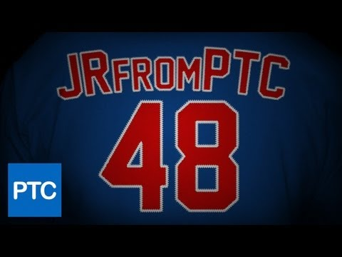 Baseball JERSEY Text Effect In Photoshop - Type Photoshop Tutorial