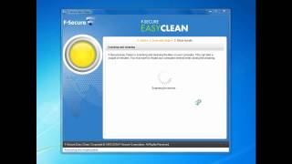 F-Secure Easy Clean 2010 - FREE