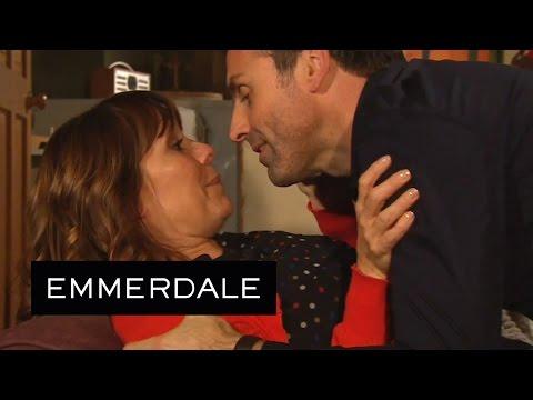 Emmerdale - Pierce Forces Himself On Rhona