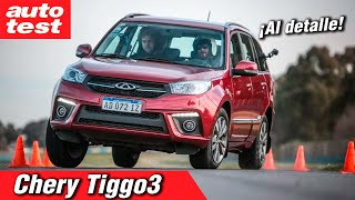 Mini Test: Chery Tiggo 3