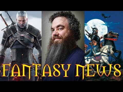 WITCHER LAWSUIT, WHEEL OF TIME TEAM MEMBER, SO MANY SHOWS - Fantasy News (Ep. 1) thumbnail