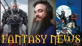 WITCHER LAWSUIT, WHEEL OF TIME TEAM MEMBER, SO MANY SHOWS - Fantasy News (Ep. 1)