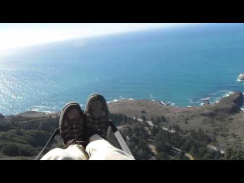 High Flying in Big Sur!