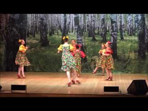 Народный коллектив Ансамбль народного танца Россиянка