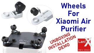 Wheels For Xiaomi Air Purifier…