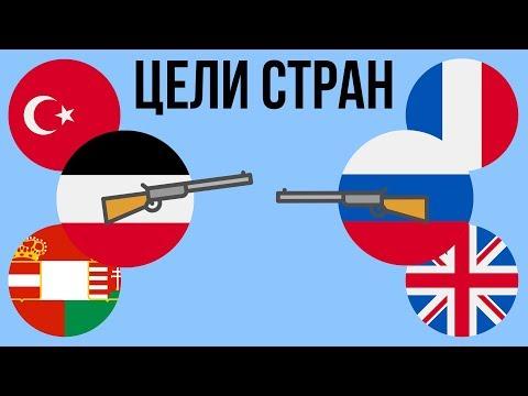 Цели стран в