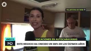 TELEMADRID MADRID DIRECTO 19 JULIO 2018