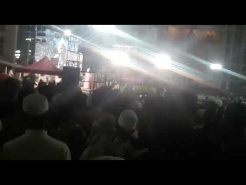 Hyderabad Darussalam ijtema 11 feb 2018