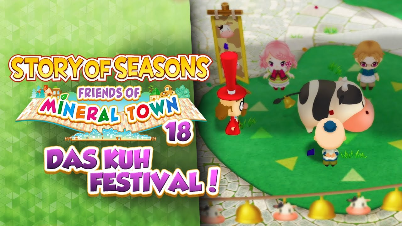 Das Kuh Festival 18 Let S Play Story Of Seasons Friends Of