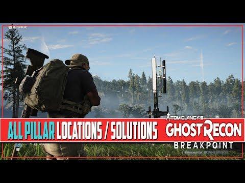All Pillar Locations