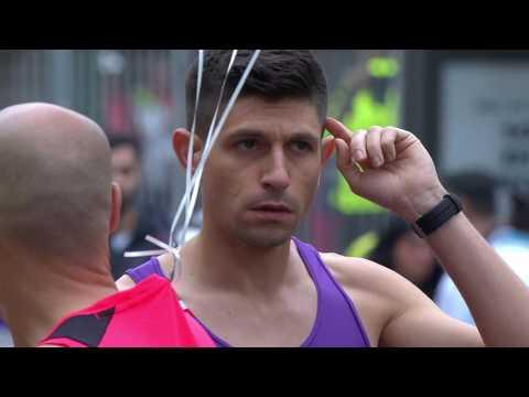 EA7 Milano Marathon 2017 - Broadcast Fox Sports