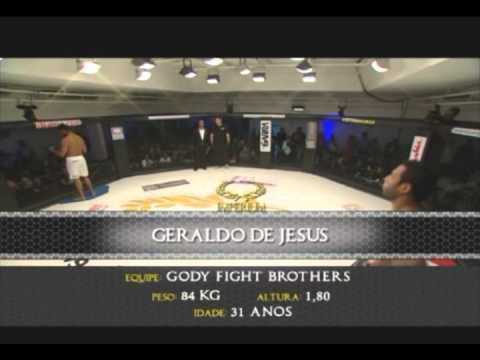 Imperium MMA Pro 2 - Geraldo de Jesus x Joy Léo