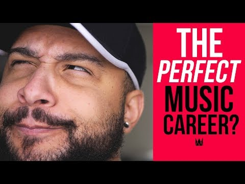 How To Make Your Music Career PERFECT