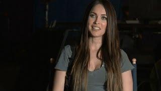 Megan Fox | Behind the Scenes of Call Of Duty: Ghosts (June 14, 2014)