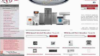Whirlpool Appliance Parts From A 1 Appliance