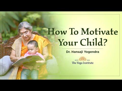 How To Motivate Your Child?  | Hansaji On Chanakya's Ways!