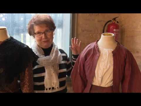 El Museu de la Mar exposa els vestits tradicionals de mariners i pagesos