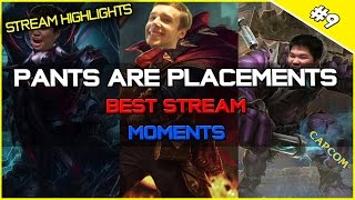 ✔ PANTS ARE PLACEMENTS - Best Stream Highlights ft. Redmercy | League of Legends