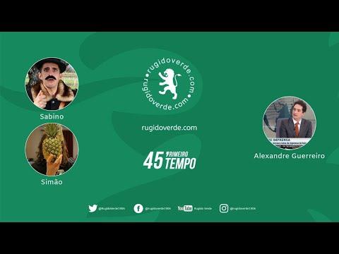 Primeiro Tempo - Ep. 11 com Alexandre Guerreiro! (19/09/2019)