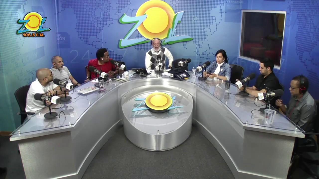Entrevista Ala Jaza en El Mismo Golpe con Jochy 2019