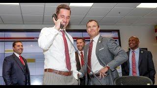 Inside the Draft Room: 49ers Call Solomon Thomas