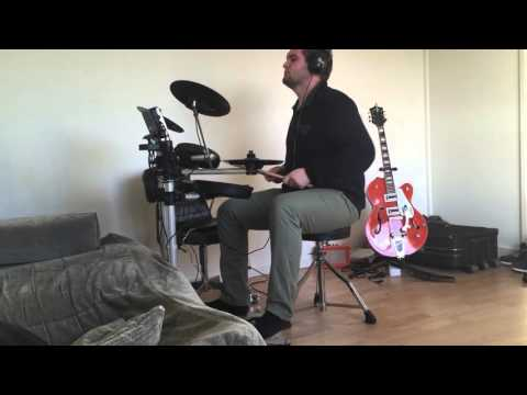 Martin Stefan - The Talking Horse (Melvins drum cover)