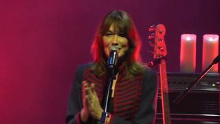 Carla Bruni - Miss You HD Live From Istanbul 2017
