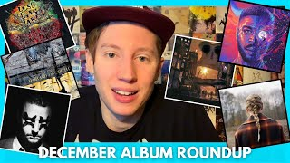December Album Roundup (Kid Cudi - Taylor Swift - Grandson - Less Than Jake)