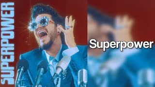 Adam Lambert - Superpower (lyrics)