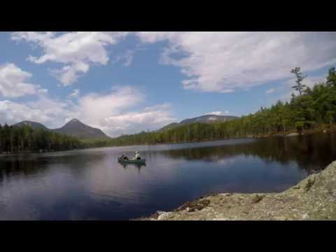 Chasing Rising Brook Trout in Baxter State Park: Maine