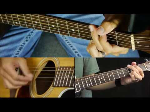 Shake It Off | Acoustic Guitar Lesson | Easy 3 Chord Song | Taylor ...