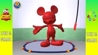 Mickey Maus Wunderhaus, Knetspaß – App für Kids