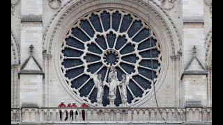 The aftermath of Notre-Dame's fire