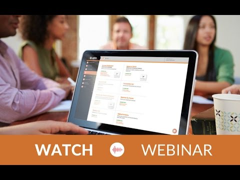 Aplos Webinars - A Day in the Life of a Nonprofit Executive Director