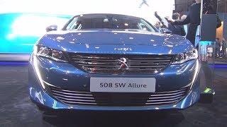 Peugeot 508 SW Allure (2019) Exterior and Interior
