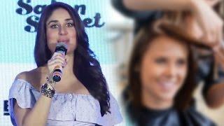 Lot Of Actresses Use HAIR EXTENSION - Kareena Kapoor