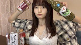 秋田名物で深夜のぼっち宅飲み開催した🌙💤