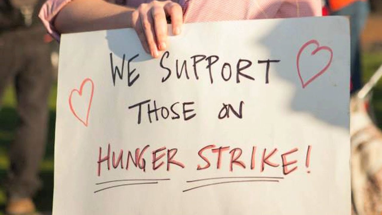 "Update Prison Strike Demanding End Of ""Slave Labor"""