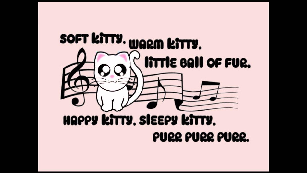 Soft Kitty Wallpaper Wwwtopsimagescom