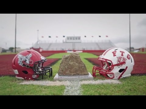 2014 MaxPreps Rivalry Series Game 2 - Fort Gibson vs Hilldale