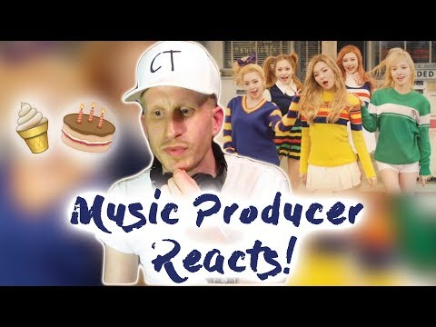 Music Producer Reacts to Red Velvet...